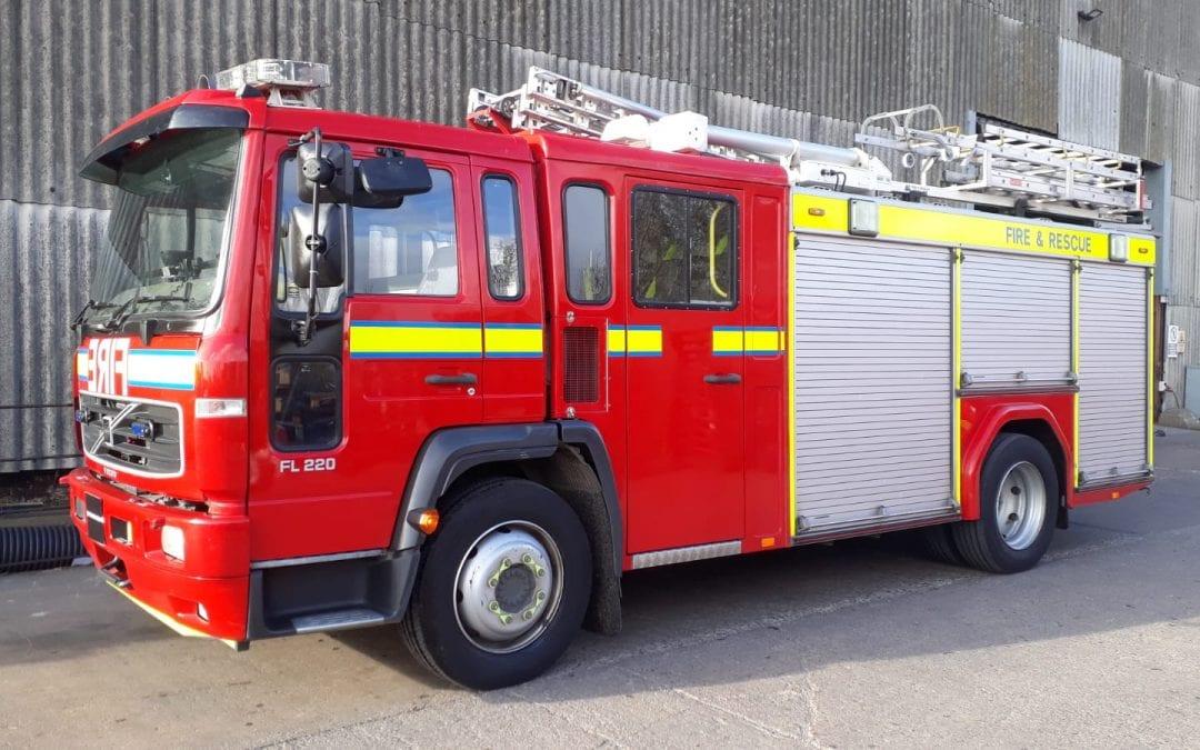 Volvo Fire Appliance