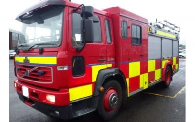 Volvo FL250 Fire Engine