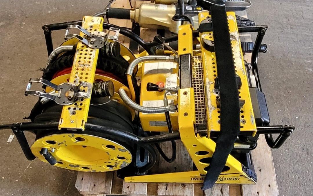 Weber Hydraulic Cutting Equipment