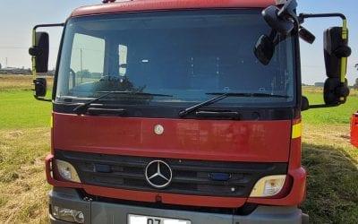 Mercedes Atego 1325F